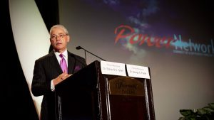 Dr George Fraser speaks at Power Networking Conference 2015