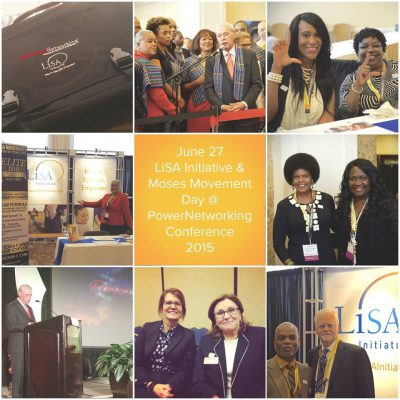 LiSA Initiative, Power Networking Conference, Dallas, Texas