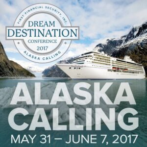 Dream Destination Conference 2017 Alaska Calling
