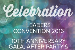 FFS Celebrates 10 Years of Business Excellence at Leaders Convention 2016