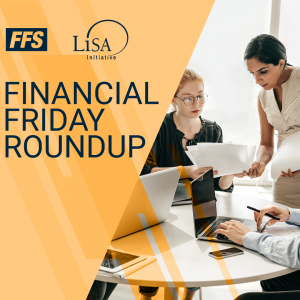 Financial Friday Round-Up: March 9 - March 13, 2020