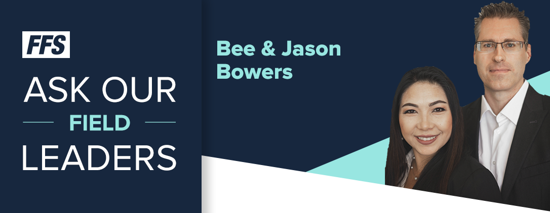 Ask Our Leaders Bee & Jason Bowers