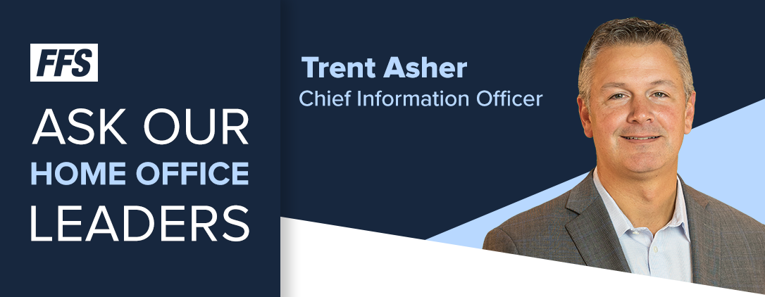 Ask our Leaders Trent Asher