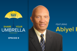 Share Your Umbrella Podcast: A Conversation with Abiyel Hewitt