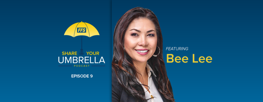 Share Your Umbrella Podcast: A Conversation with Bee Lee